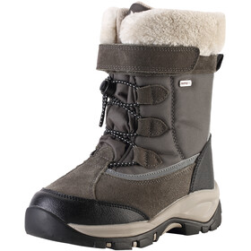 Reima Samoyed Winter Boots Kids reindeer brown